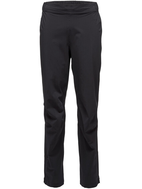Black Diamond M's Stormline Stretch Rain Pants Black